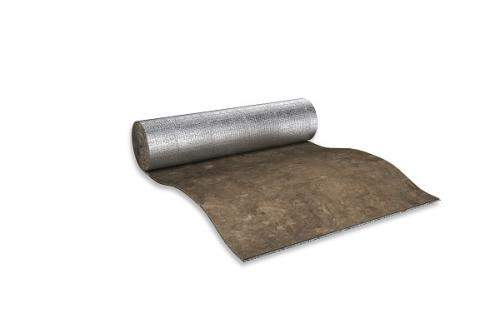 Glass Mineral Wool - T Ducts - Thermo-teK RL Eco ALU*