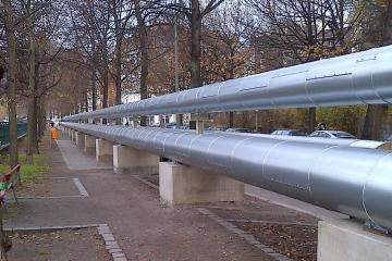 District heating Berlin